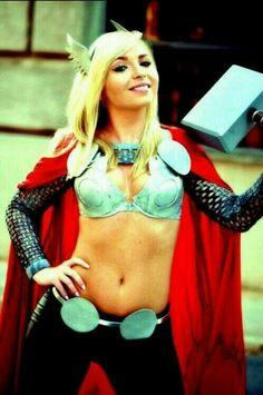 Thor (Marvel Comics) by Kayla Ezell