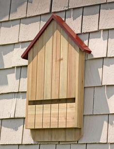 Beneficial Bat House