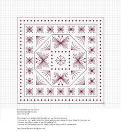 rhodes-butterfly-biscornu1.jpg (1118×1233)