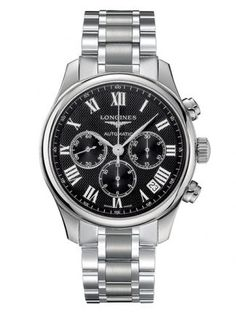 Master Automatic Chronograph - 44mm