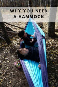 Why You Need a Hammock + Peak Camping Hammock Review