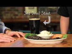 Abbey Road Pub and Restaurant - Beach Brewing Company - Beer Pairing