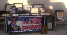 Sheriff, Broadway Shows, Serif
