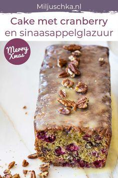 Cranberry Cake, Merry Xmas, Oreo, Banana Bread, Desserts, Food, Deserts, Dessert, Meals