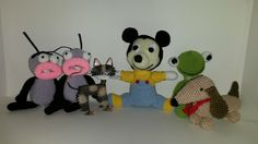 Baby Mickey y sus amigos