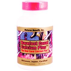 coral calcium supplements with vitamins c, d & e. best for ph balance formula w/ promotion at www.pickvitamin.com