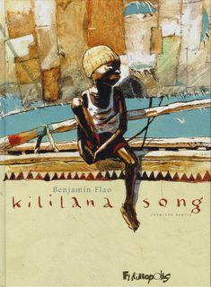 Futuropolis >> Fiche titre : Kililana Song