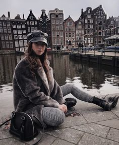 Called by lots of as Holland, the city of Amsterdam is the most visited center in the Netherlands. Current statistics have revealed that more than million travelers are concerning go to Amsterdam each year. Amsterdam Fashion, Amsterdam Outfit, Amsterdam Travel, Amsterdam Netherlands, Hotel Amsterdam, Amsterdam Tumblr, Amsterdam Street Style, Holland Netherlands, Visit Amsterdam