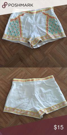 Shorts Good condition Champagne & strawberry Shorts Skorts