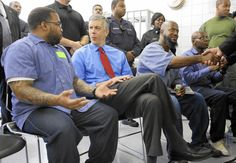 The US must commit to rehabilitate and reform prisoners.