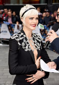 Black #Cosmopolitan Cara Delevingne says she is 'not a model' but loves acting   #CaraDelevingne, #Chanel, #DELEVINGNE, #Fiction, #Film, #Model, #Valerian, #VALERIANANDTHECITYOFATHOUSANDPLANETS       She's one of the world's most famous faces who has hit the catwalk for leading designers like Burberry, Chanel and Dolce & Gabbana. But despite her global success, Cara Delevingne has claimed she is 'not a model' and that she does not 'give a