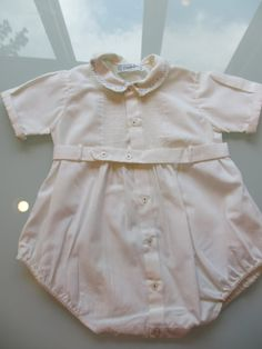 Vintage Baby Boy Romper  9  Months by MemphisNanney on Etsy, $15.50