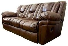 Different Types of Leather Furniture - http://furniturestoresinmyrtlebeach.com/different-types-of-leather-furniture/