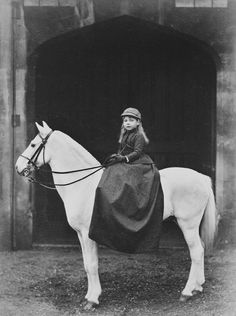Princess Alice of Albany, 1888 [in Portraits of Royal Children Vol.
