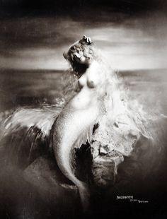Mermaid by Gulick, 1896