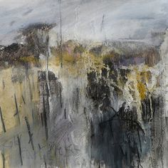 Anita Reynolds is a painter and Printmaker based in Devon. She is a member of the Devon Guild of Craftsmen, exhibits widely and runs courses and workshops. Abstract Landscape Painting, Landscape Art, Landscape Paintings, Abstract Art, Landscapes, Watercolor Painting Techniques, Expressive Art, Dartmoor, Cool Paintings