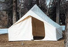 Reliable Teton - Spike and Range Tent -- Barre Army/Navy Store Online Store