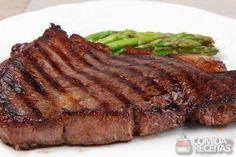 Receita de Picanha grelhada em receitas de carnes, veja essa e outras receitas aqui!