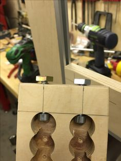 router adjustable jig