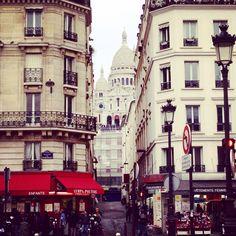 Paris Sacre Coeur Last week!