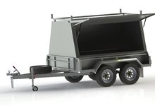 Shop for quality cage trailer and complete your need. We make such a strong, attractive, reliable, and affordable cage trailers at very reasonable price. Cage Trailer, Trailers For Sale, Cart, Strong, Shop, Design, Covered Wagon, Store