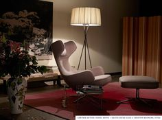 The Grand Repos Lounge Chair By Vitra Was Designed In 2011 By Antonio  Citterio.