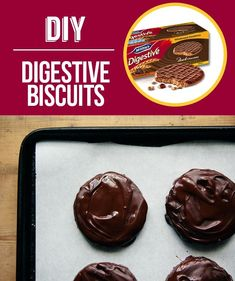 Digestive Biscuits   29 Foods You Didn't Know You Could DIY