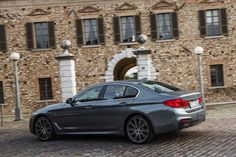 Does the new BMW 5 Series spell the death of the driver's car for BMW? - http://www.bmwblog.com/2017/06/16/new-bmw-5-series-spell-death-drivers-car-bmw/