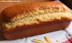 O Diário de Receitas Sem Lactose: Pão de Liquidificador Sem Lactose