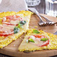 Uskomaton pizzapohja: Vain kaksi ainesta ja superterveellinen!