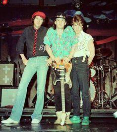 Tommy, Stevie & Chris