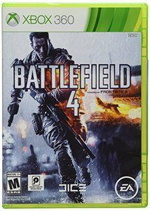 New Sealed Battlefield 4 - Xbox 360 Game Includes Microsoft Xbox 360 original game disc in case and may come with the original instruction manual and cover art when available. All Xbox 360 games are m