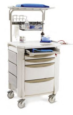Pediatric Emergency Cart From Pilgrimmedical Com With