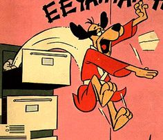 Why is Hong Kong Phooey not still on TV? This is a genuine mystery. 1970s Childhood, My Childhood Memories, Sweet Memories, 70s Cartoons, Classic Cartoons, Looney Tunes, Scooby Doo, Sailor Moon, Saturday Morning Cartoons