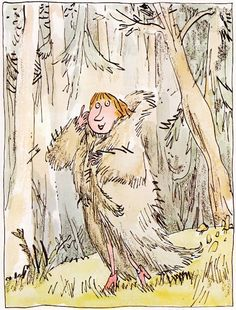 Roald Dahl's Revolting Rhymes  Roald Dahl ~ Quentin Blake ~ Jonathan Cape, 1982