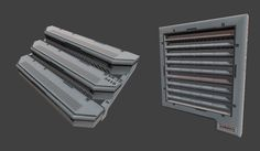 An exercise in modular textures - Scifi lab UDK - Page 2 - Polycount Forum