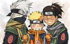 Naruto, best sensei's