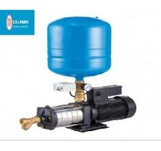 CRI Booster Pump-MHBS-2E/03M Tank (L)- 24 - Domestic Pumps - Water Pumps