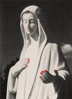 Our Lady of the Mani / Pedi.