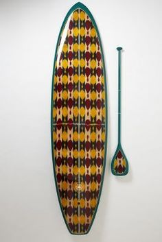 Saffron James Limited-Edition Stand-Up Paddleboard, Kai Ko'