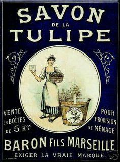 Le savon de Marseille - Nadine de Trans en Provence