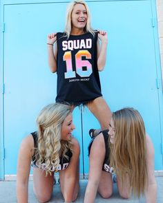 SPRING BREAK MUST HAVE - the PERFECT tank for the beach or whatever you and your squad are doing for Spring Break! Get yours now at WWW.JADELYNNBROOKE.COM