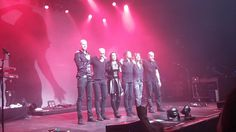 Tarja Turunen and her band: Alex Scholpp, Max Lilja, Tim Shreiner, Kevin Chown and Christian Kretschmar live at Le Transbordeur, Lyon, France. The Shadow Shows, 08/11/2016 #tarja #tarjaturunen #theshadowshows #tarjalive PH: Audrey Moi https://www.facebook.com/audreymoi74