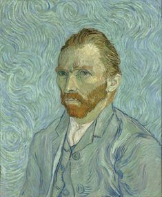 """Autoritratto"", Vincent van Gogh, 1889. Olio su tela, Museo d'Orsa di Parigi"
