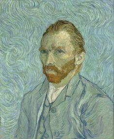 vincent van Gogh portret - Google zoeken