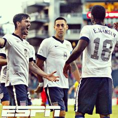 Sold out re-match at 9pm ET. Get loud Rio Tinto. #USMNT
