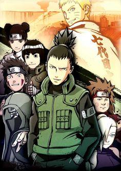 Anime is Life — Naruto Naruto Kakashi, Anime Naruto, Naruto Shippuden Anime, Naruto Art, Shikamaru Wallpaper, Wallpaper Naruto Shippuden, Naruto Wallpaper, Shikamaru E Temari, Super Anime