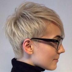 Angelica Short Hairstyles - 1