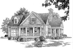 18 Small House Plans: Heather Place, Plan #945