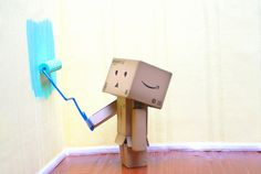 I think everybody could use a little Danbo